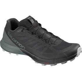 Salomon Sense Pro 3 Sko Herrer, black/urban chic/monument